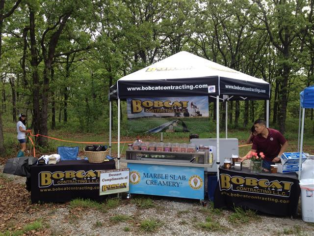 2013-5-10 Tulsa Pipeliners Association Spring Scholarship Sporting Clays Shoot