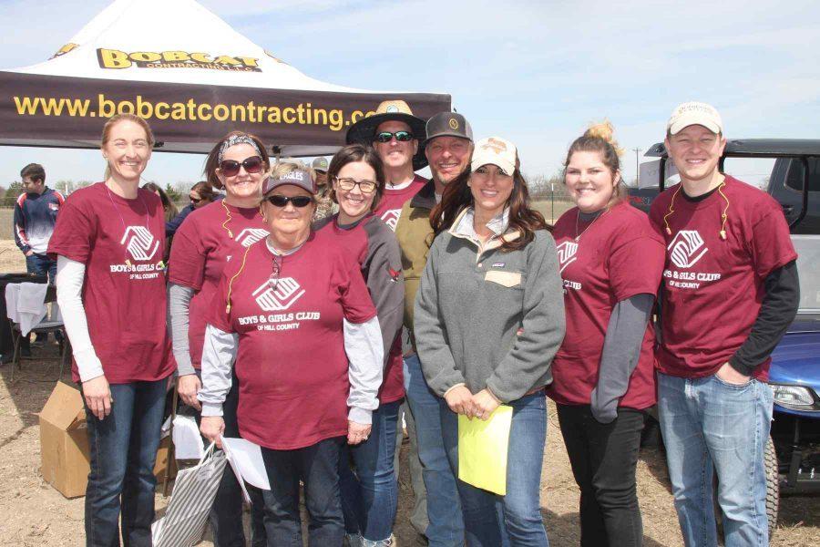 Bobcat Contracting Shoot for Success Benefit