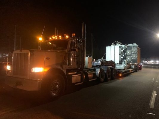heavy trucking services